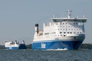 Załoga promu należącego do Finnlines zagrożona zwolnieniami