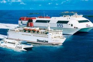 Stena Line promuje rozwiązania intermodalne
