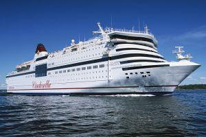 Viking Line: Kopciuszek wraca na połączenie Tallinn - Helsinki