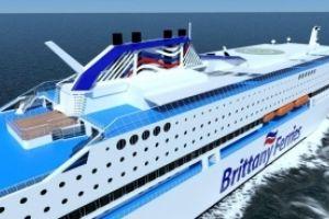 Budowa nowego promu dla Brittany Ferries zawieszona