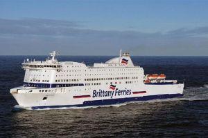 Rozwiązania od Telenor Maritime na pokładach promów Brittany Ferries