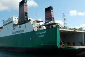 SOL Continent Line i P&O Ferries nawiązały współpracę. Wspólnie zaoferowały nową usługę