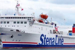 Po wypadku Stena Line wprowadza zmiany na trasie Frederikshavn-Göteborg