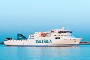 Rozpoczyna się wielka konwersja promów Baleària. Zostaną dostosowane do zasilania paliwem LNG