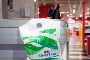 Stena Line rezygnuje z plastikowych toreb