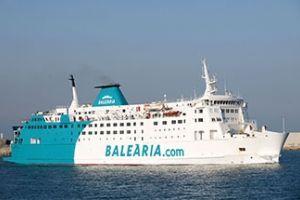 Baleària troszczy się o czworonożnych pasażerów