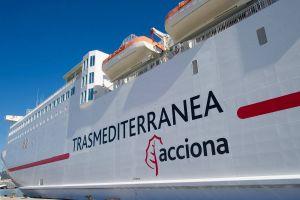 Flota z 10 promów Acciony Transmediterannei zawalczy o sezon letni na Gibraltarze