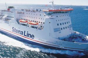 Kolejny ważny krok w kierunku modernizacji promu Stena Jutlandica