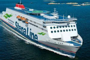Brittany Ferries wyczarteruje prom od Stena Line