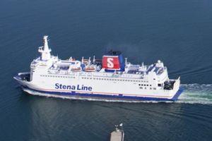 Niecodzienny incydent z udziałem promu Stena Nautica