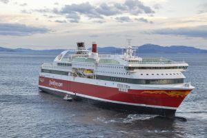 Pierwsza stacja tankowania LNG dla promów pasażerskich w Norwegii