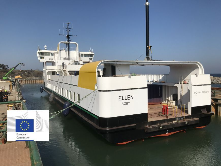 E-Ferry Project