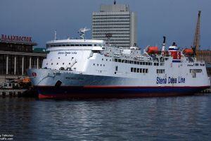 Stena Line: połączenie promowe do Korei