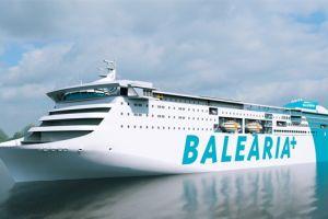 Nowoczesne rozwiązania od  Wärtsilä na nowym statku Baleària