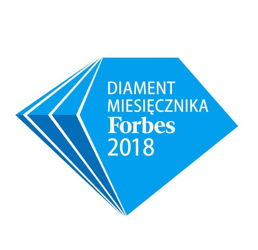 Znalezione obrazy dla zapytania diament miesięcznika forbes 2018