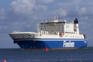 Statki Finnlines znów zawijają do portu Tillbury