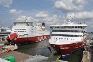 Udane lato dla Viking Line. Jedno z połączeń okazało się spektakularnym sukcesem