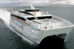 Virtu Ferries żąda 800.000 euro od rządu USA