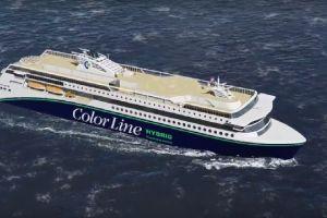 Color Line sygnował list intencyjny w sprawie budowy nowego promu
