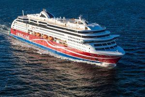 Viking Line: Grace przyciąga co raz więcej pasażerów