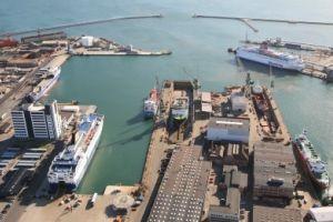 Port Frederikshavn podpisał umowę z Stena Line