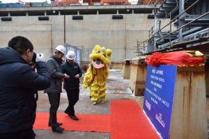 Nowe promy dla Stena Line. Proces budowy właśnie przyspieszył