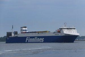 Finnlines zoptymalizował rozkład rejsów do Niemiec