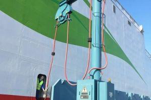 Dwa kolejne promy Stena Line korzystają już z rozwiązania cold ironing