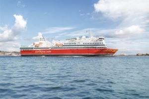 Fjordline zamówi nowy prom