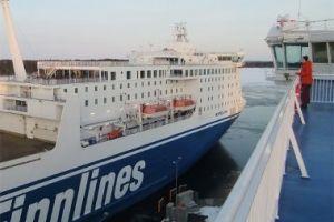 Finnlines z unijną dotacją. Firma planuje olbrzymie inwestycje