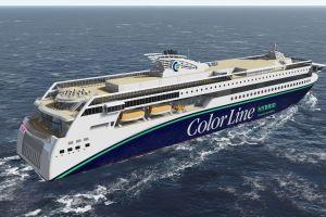 Color Line podpisało umowę na budowę nowego promu