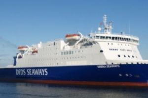 Brittany Ferries wyczarterowało prom od DFDS Seaways