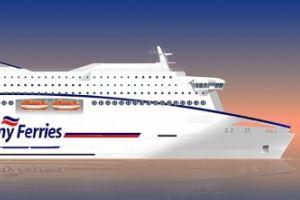 Brittany Ferries zagwarantowało sobie dostawy paliwa LNG dla nowo budowanego promu