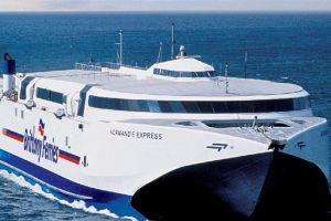 Zakończono ważny remont promu Normandie Express