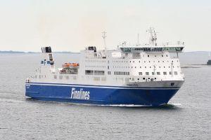 Cztery statki Finnlines przejdą procedurę wydłużenia w Gdańsku