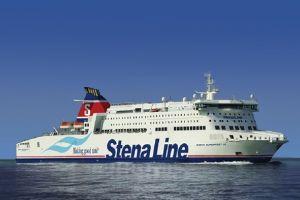 Problemy Stena Line w Szkocji