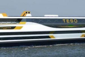 Nowy prom dla holenderskiego przewoźnika. Nowoczesna i ekologiczna jednostka CNG