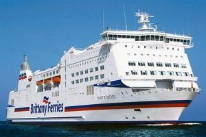 Brittany Ferries - najlepszy operator promowy 2013 roku