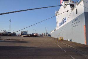 Stena Line angażuje się w rozbudowę Europortu