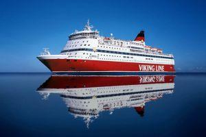 Viking Line przedstawiło dotychczasowe dane za 2014 r. Więcej pasażerów i przewiezionych towarów
