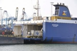 Rekordowe P&O Ferries na trasach z/do Zeebrugge