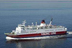 Viking line: wypadek na pokładzie samochodowym