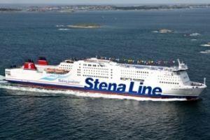 Stena Line świętuje 50 lat linii Kiel-Göteborg