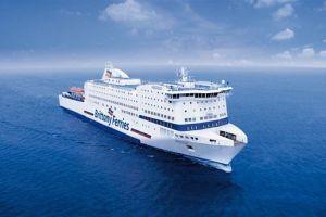 Brittany Ferries: prom uniknął kolizji z łódką