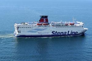 Zaginął mężczyzna podróżujący promem Stena Spirit