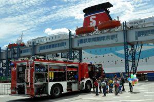 Olbrzymie zainteresowanie Dniem Otwartym Stena Line