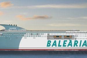Nowy prom dla Balearia. Umowa została podpisana