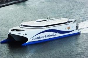 Czy Mols-Linien zdoła obsłużyć połączenie Rønne-Ystad?