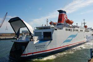 Stena Line czasowo zawiesza połączenie Sassnitz – Trelleborg