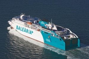 Obiecujące wzrosty firmy Balearia. Operator poprawia wskaźniki operacyjne